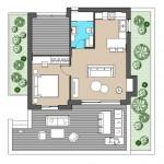 Junior Suite Villas Messinia Greece